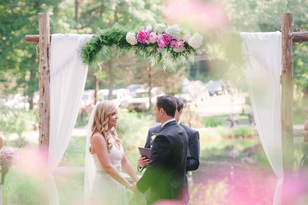 Tented rustic wedding CT CT Wedding planner
