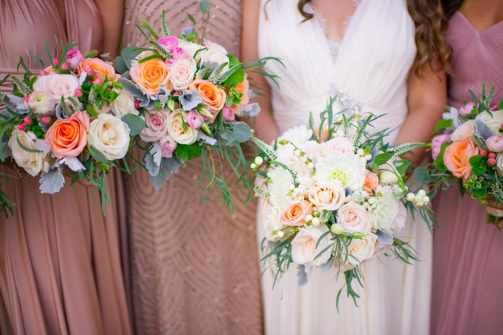 Inn at Longshore Pink Blush Coastal Wedding Amy Champagne Events