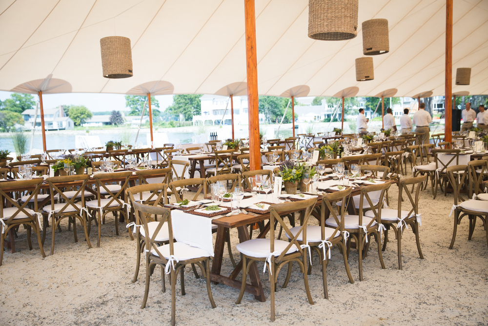 Greenwich CT wedding Old Greenwich tented wedding farm to table wedding