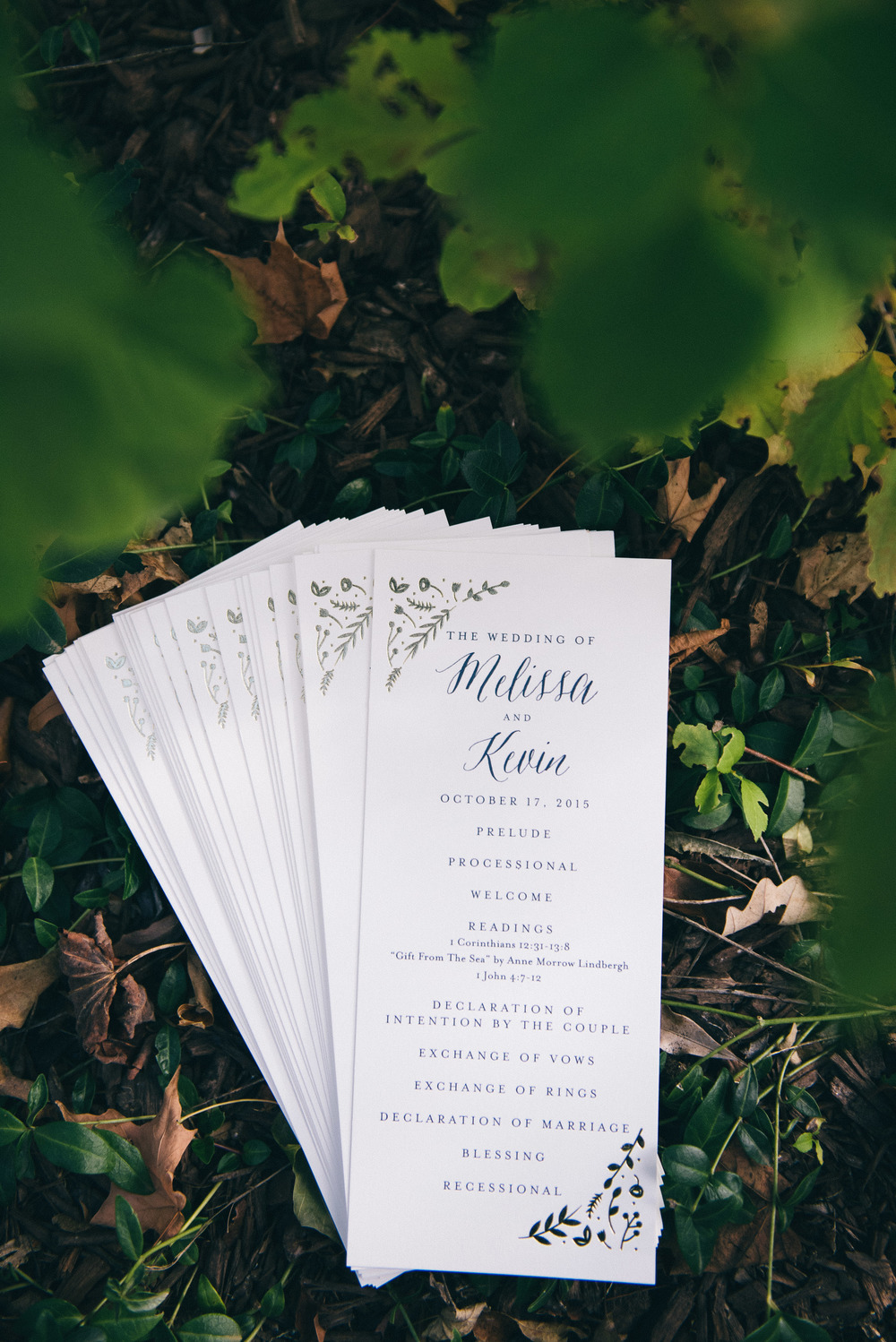 CT Wedding Amy Champagne Events Inn at Longshore Wedding Invitation