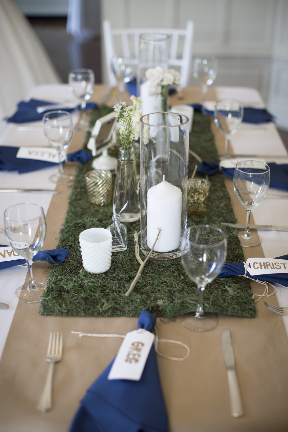 CT Wedding Eolia Mansion Amy Champagne Events Tablescape