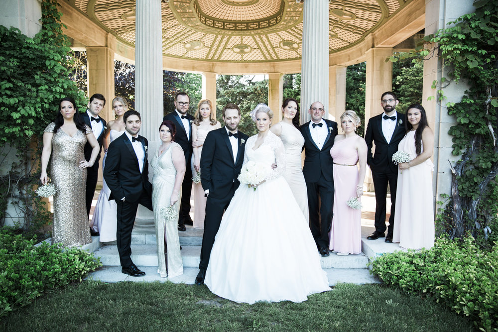 CT Wedding Eolia Mansion Amy Champagne Events Bridal Party