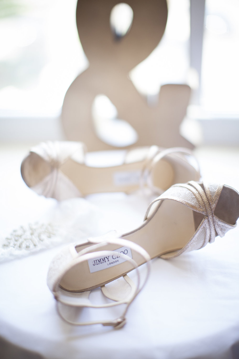 Amy Champagne Events CT Wedding Jimmy Choo Wedding Shoes