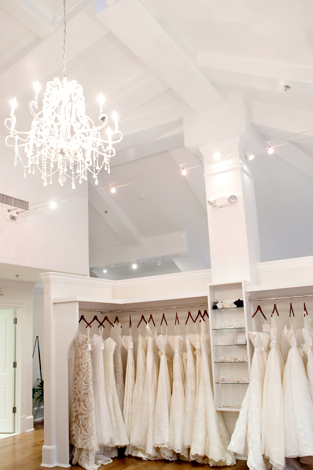 A Little Something White Bridal Couture Darien CT