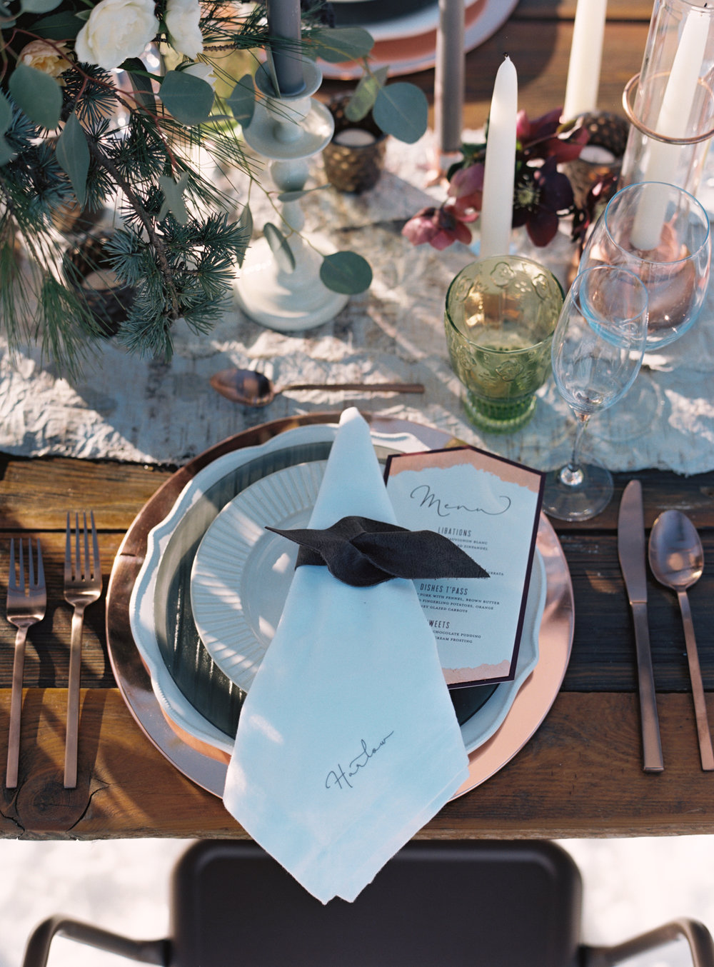 SKI Winter themed wedding ideas copper themed_012.jpg
