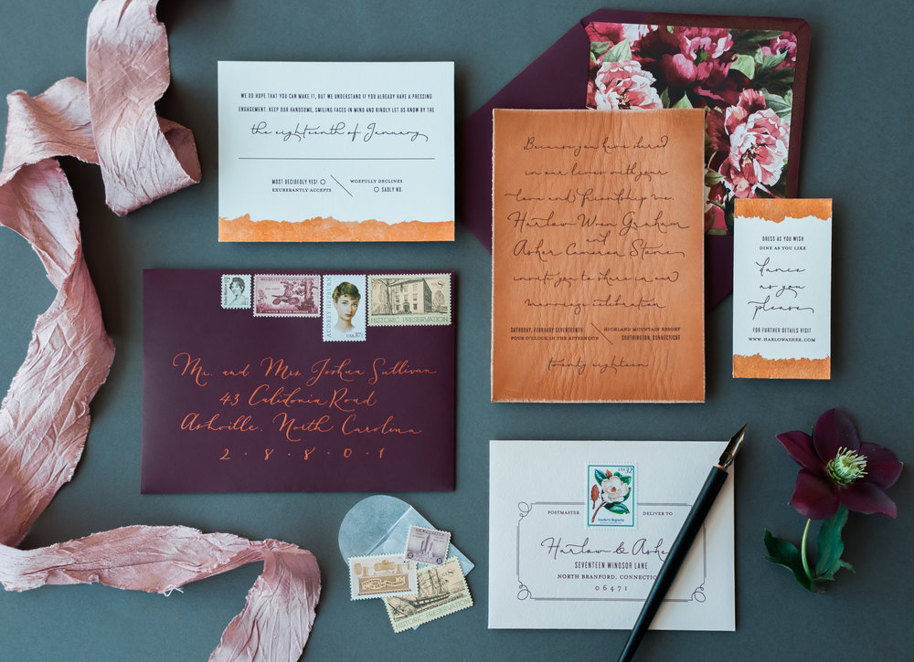 SKI Winter themed wedding ideas copper themed_016.jpg