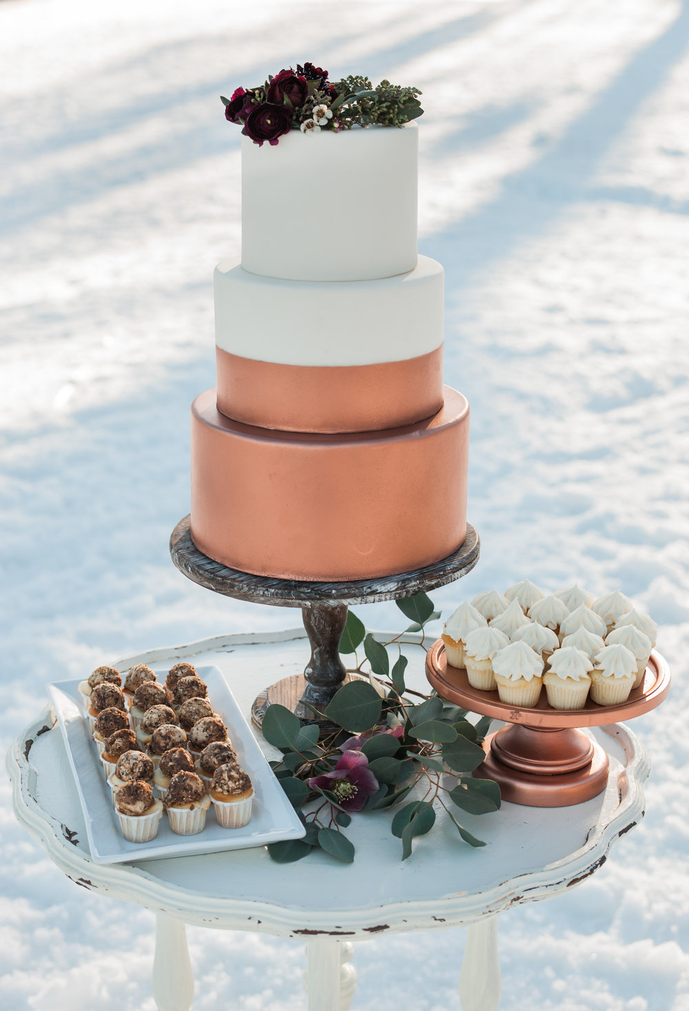 SKI Winter themed wedding ideas copper themed_018.jpg