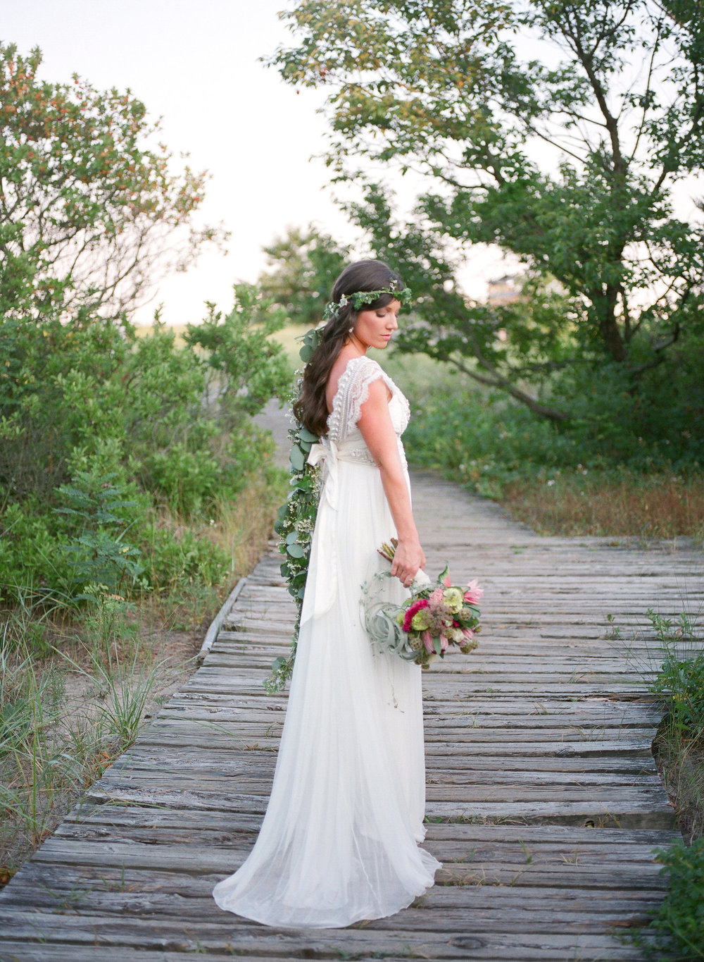 BOHO Beach Inspired Wedding Connecticut_010.JPG
