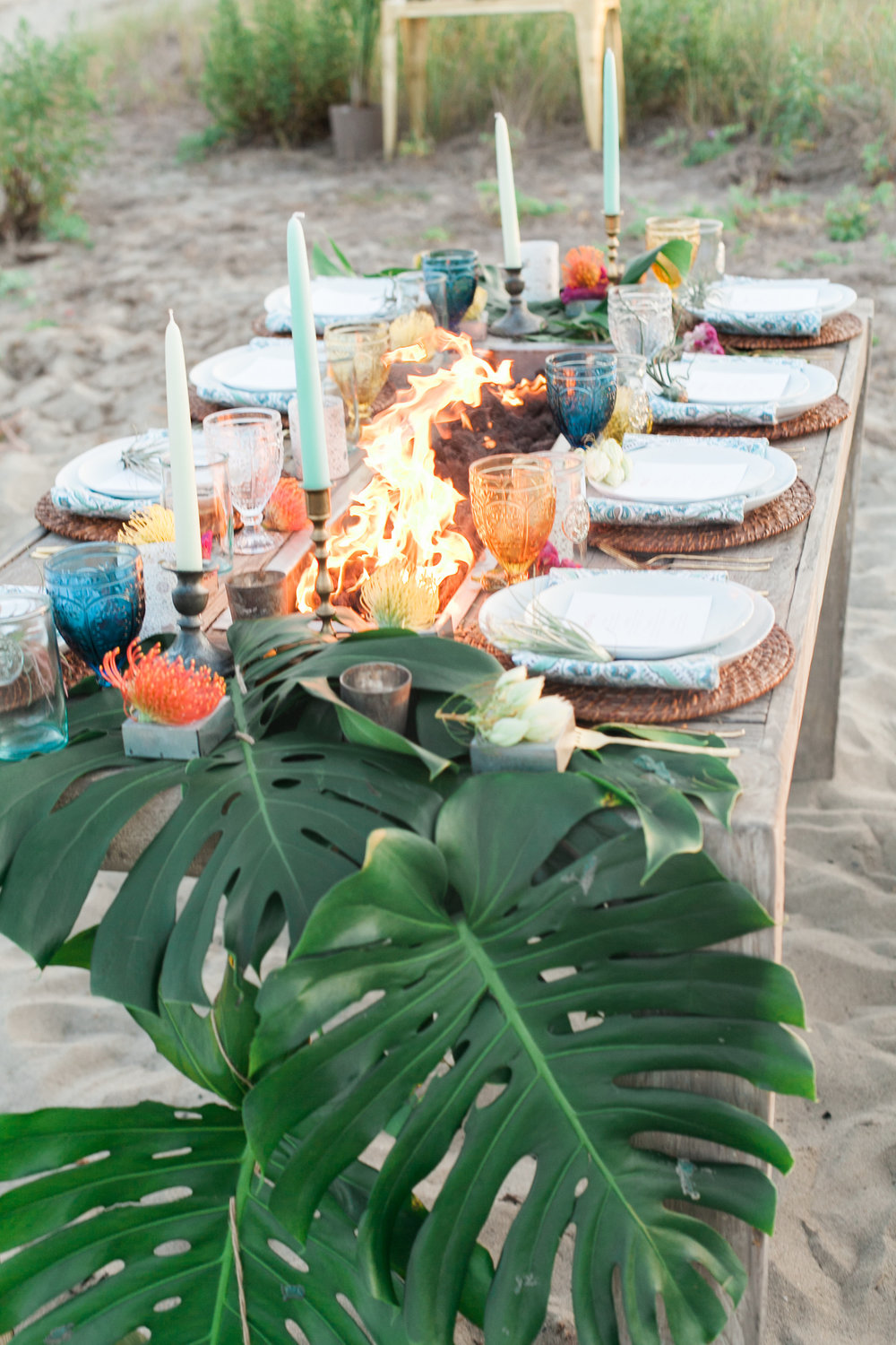 BOHO Beach Inspired Wedding Connecticut_029.jpg