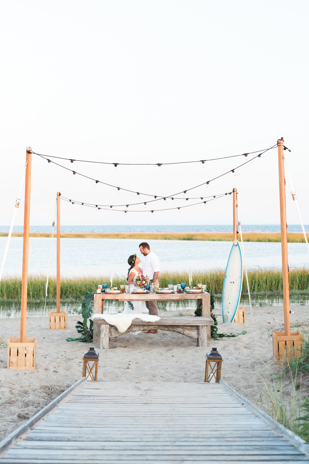 BOHO Beach Inspired Wedding Connecticut_034.jpg