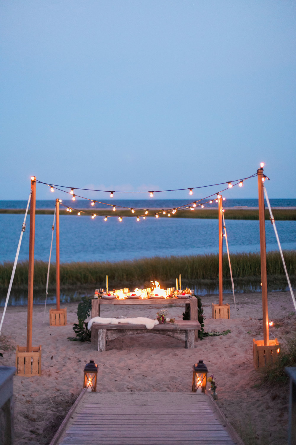 BOHO Beach Inspired Wedding Connecticut_063.jpg