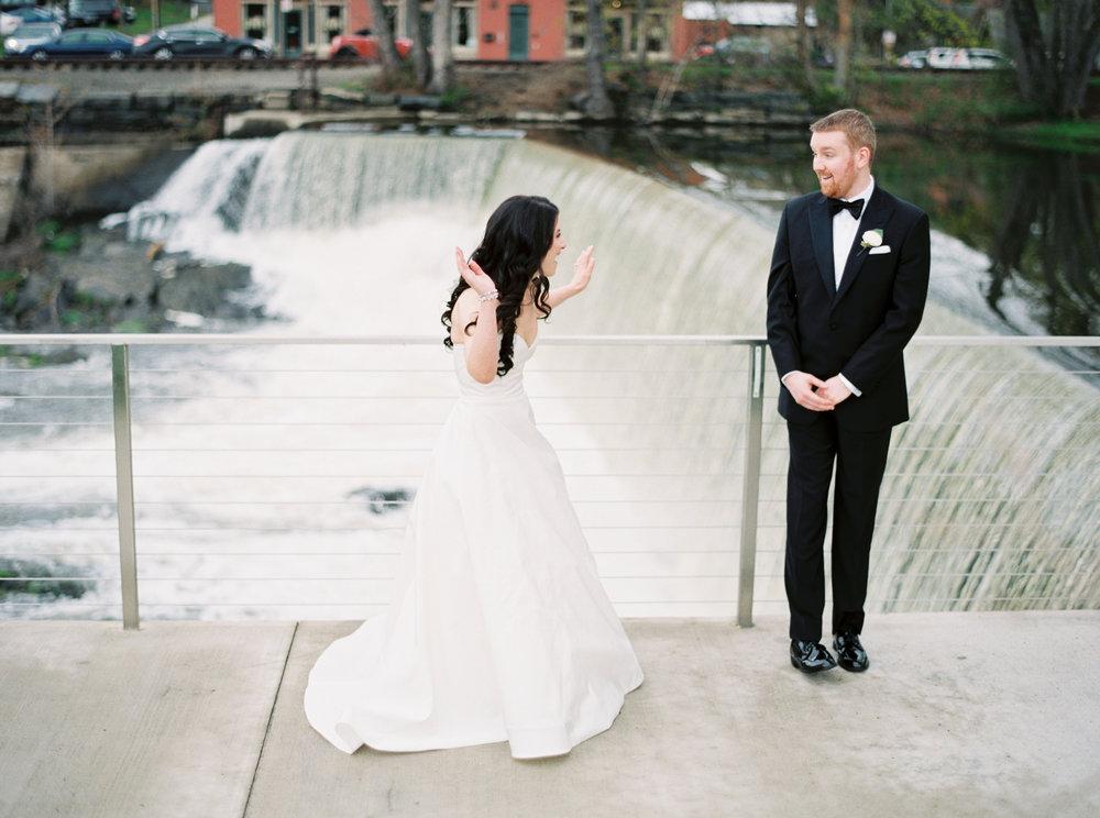 Roundhouse Wedding Beacon NY