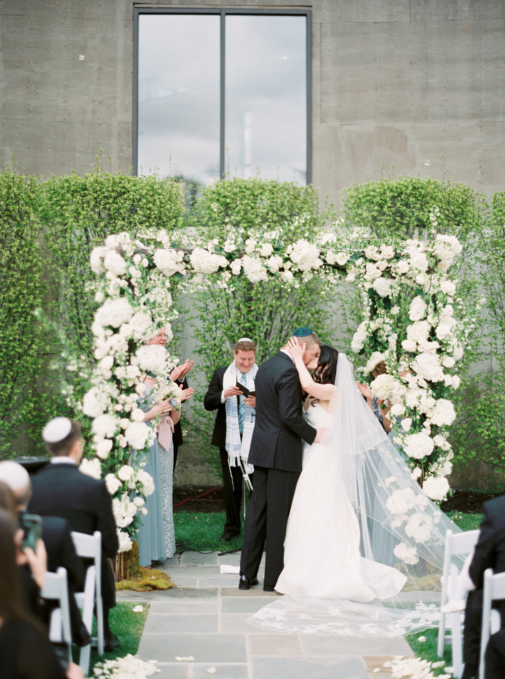 The roundhouse wedding Beacon NY