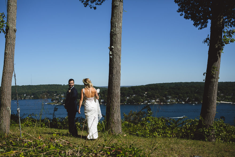 Candlewood Lake Wedding Clear Tent CT015.JPG