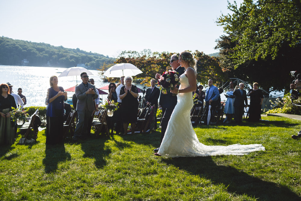 Candlewood Lake Wedding Clear Tent CT052.JPG