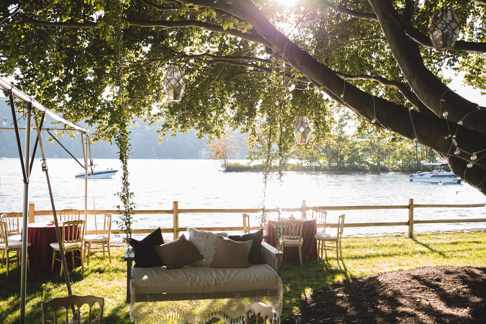 Candlewood Lake Wedding Clear Tent CT065.JPG