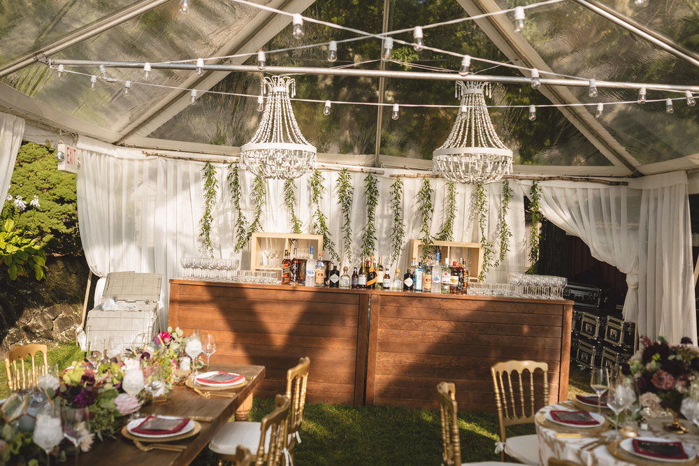 Candlewood Lake Wedding Clear Tent CT067.JPG