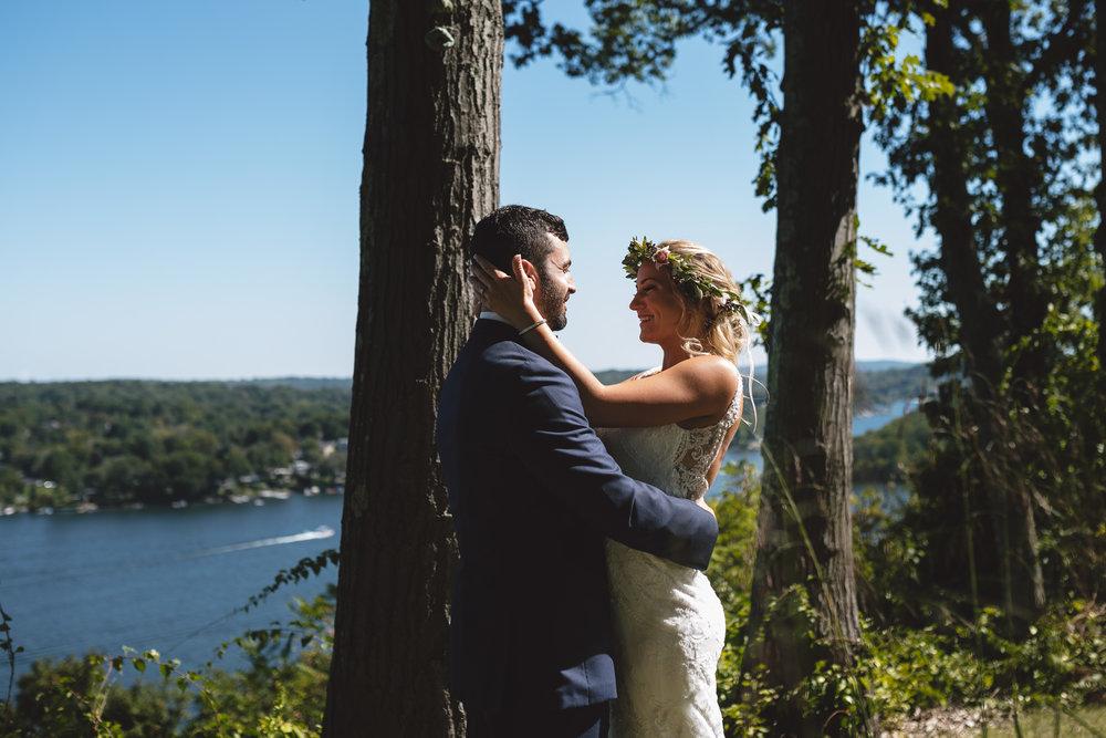 Candlewood Lake Wedding Clear Tent CT017.JPG