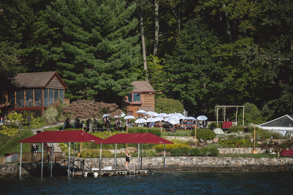 Candlewood Lake Wedding Clear Tent CT049.JPG