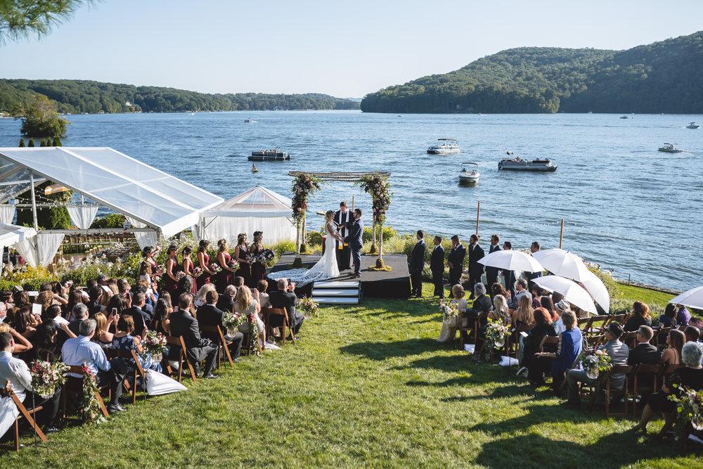 Candlewood Lake Wedding Clear Tent CT057.JPG