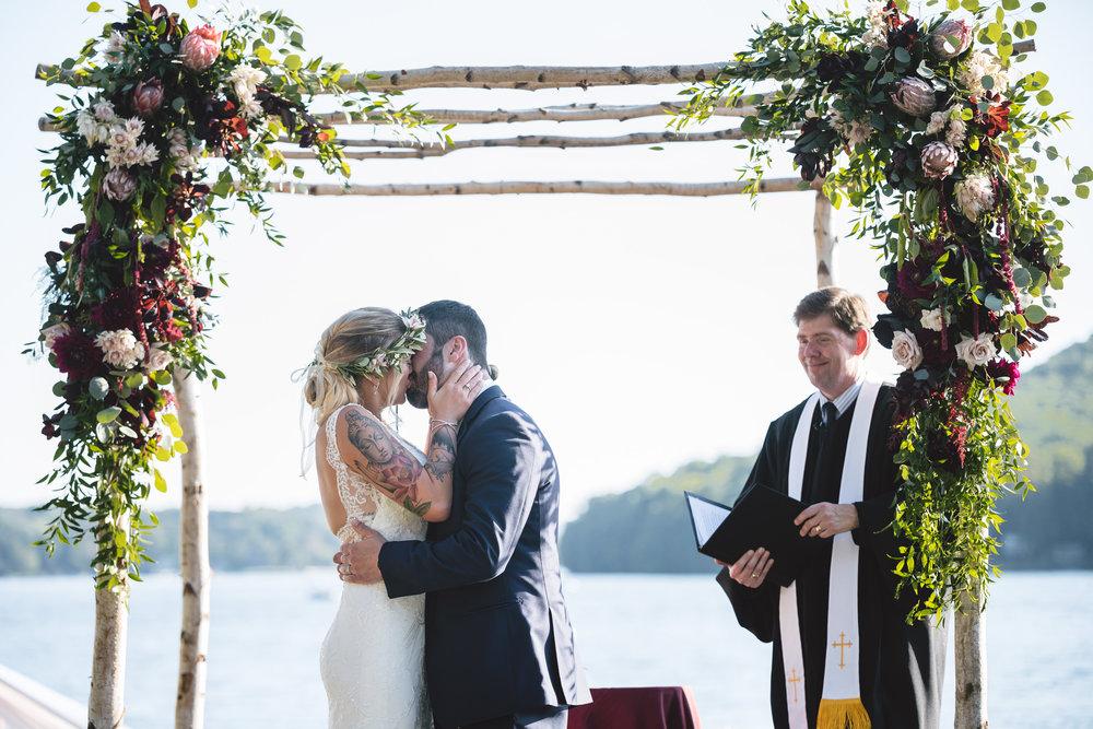 Candlewood Lake Wedding Clear Tent CT062.JPG