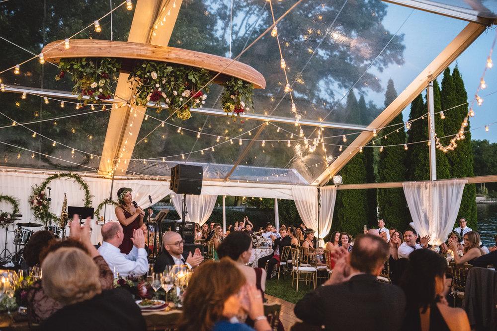 Candlewood Lake Wedding Clear Tent CT093.JPG