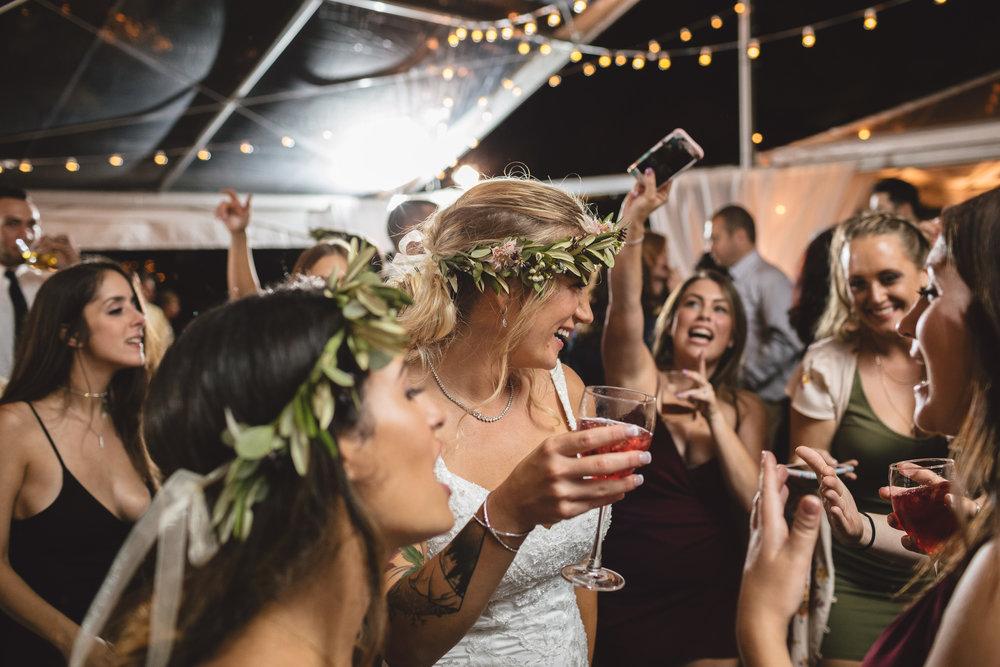 Candlewood Lake Wedding Clear Tent CT096.JPG