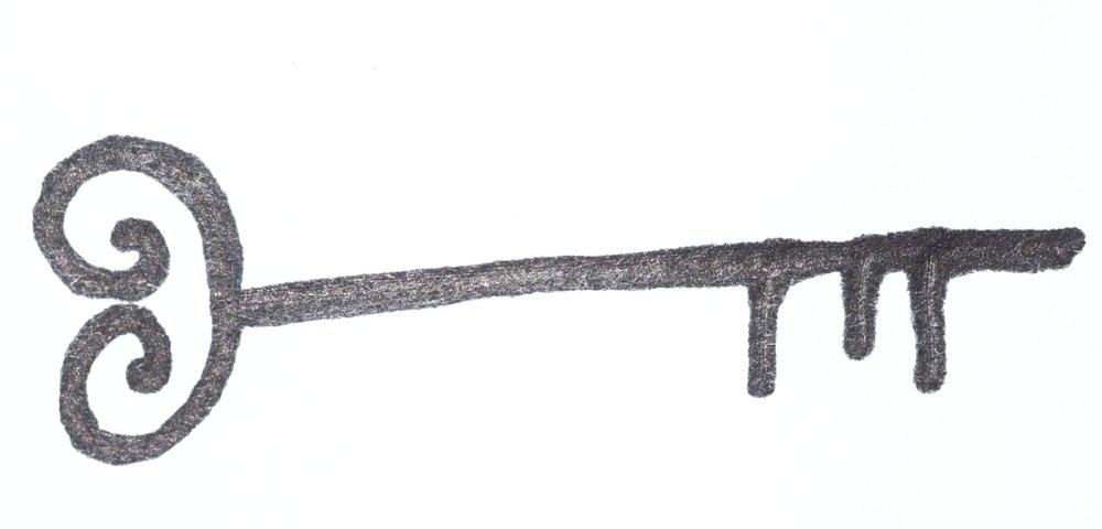Hekate key sigil