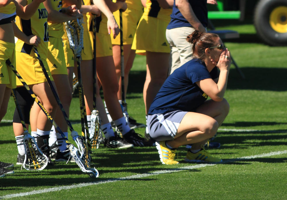 Jen Valore started the SouthShore Lacrosse girls program in 2015 after having helped to build the Michigan Lacrosse program from the ground up as an assistant coach.