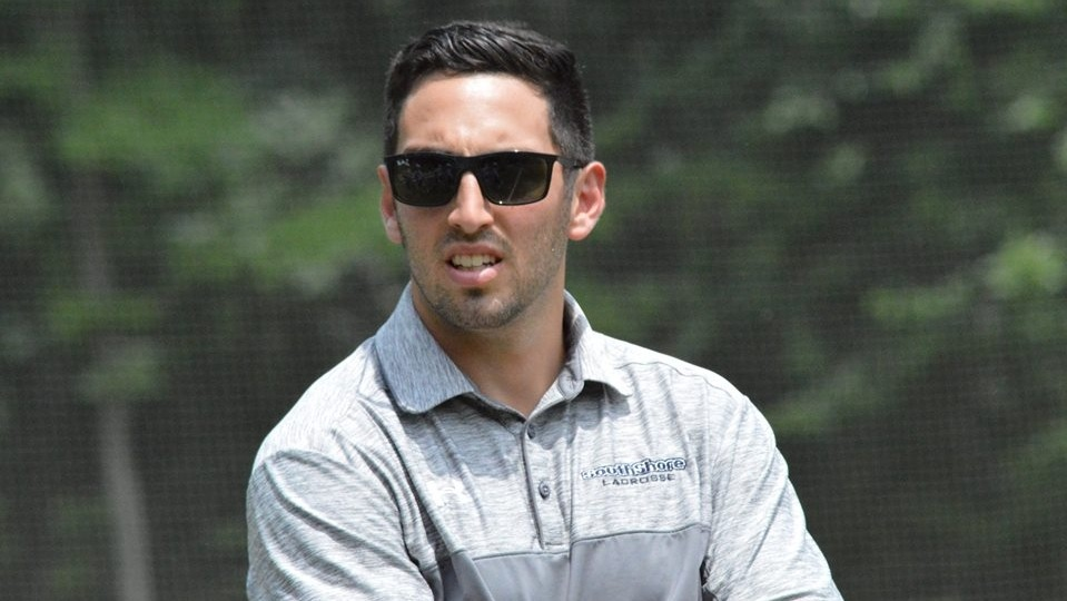 TOMMY O'NEILL - 2020 TEAM ASSISTANT COACH