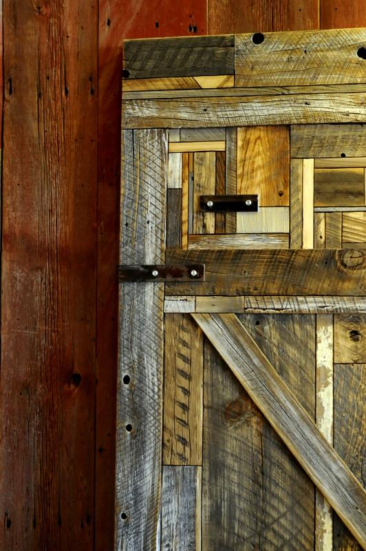 industrial modern doors