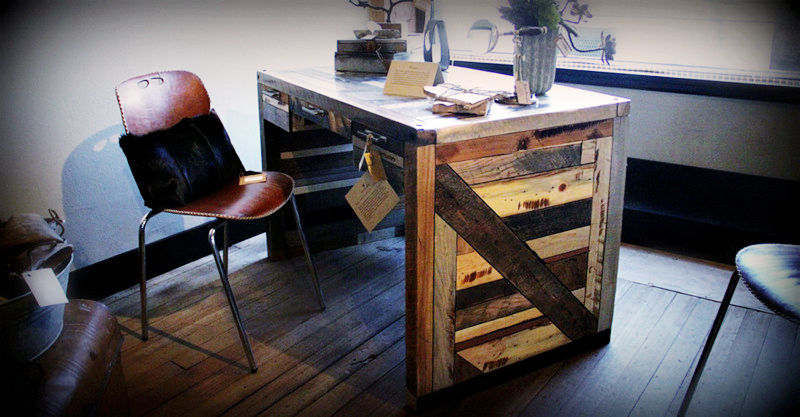 Industrial reclaimed furniture modern furniture Reclaimed wood furniture colorado