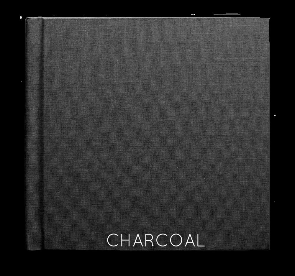 Charcoal - Linen