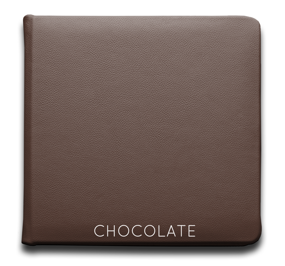 Chocolate - Leather