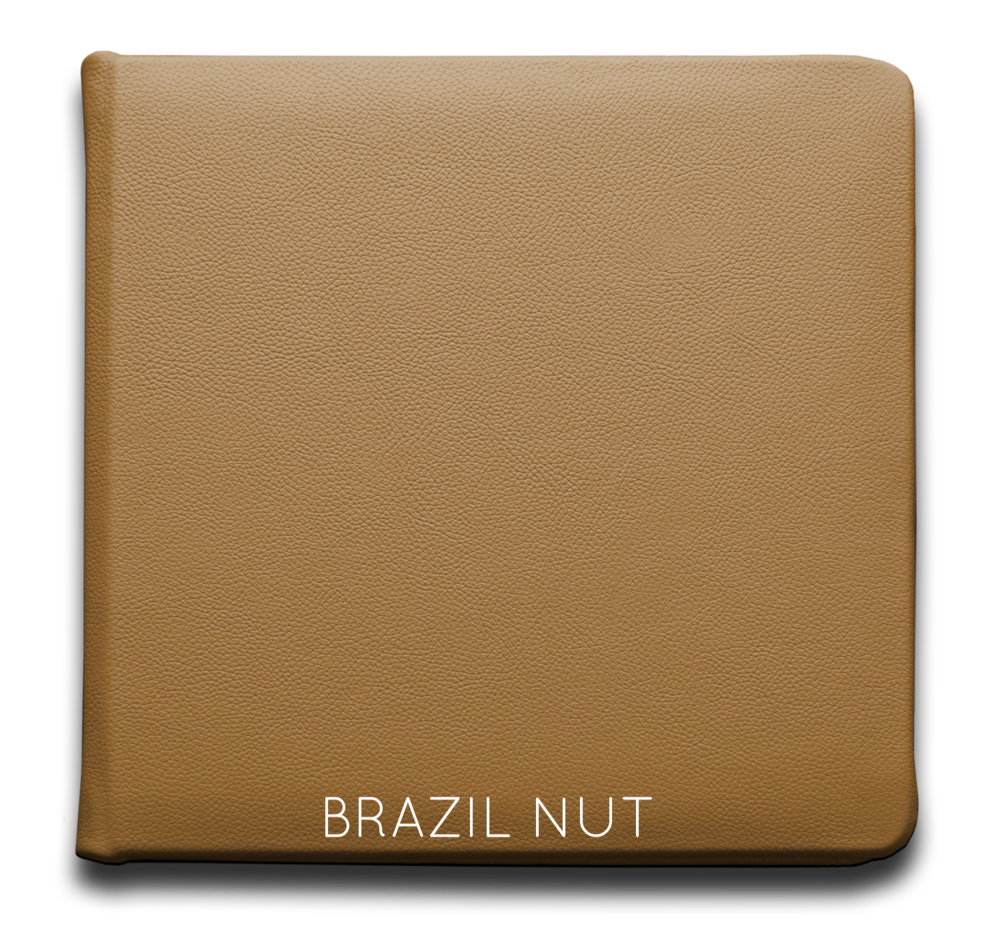 Brazil Nut - Leather