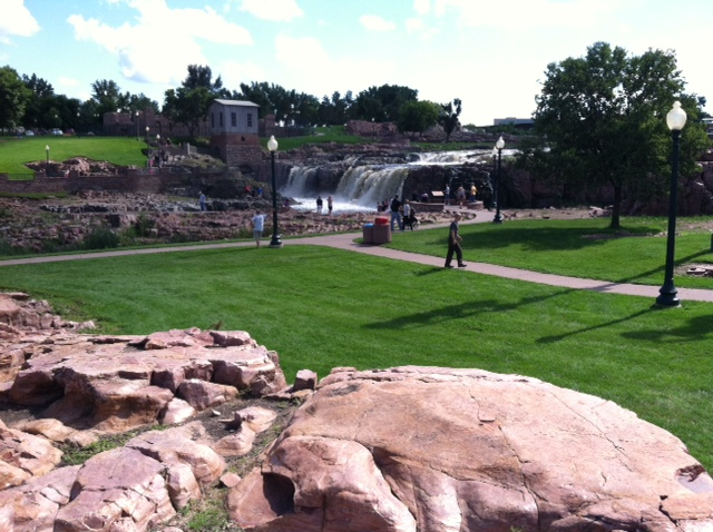 Sioux Falls Park by Miranda B.