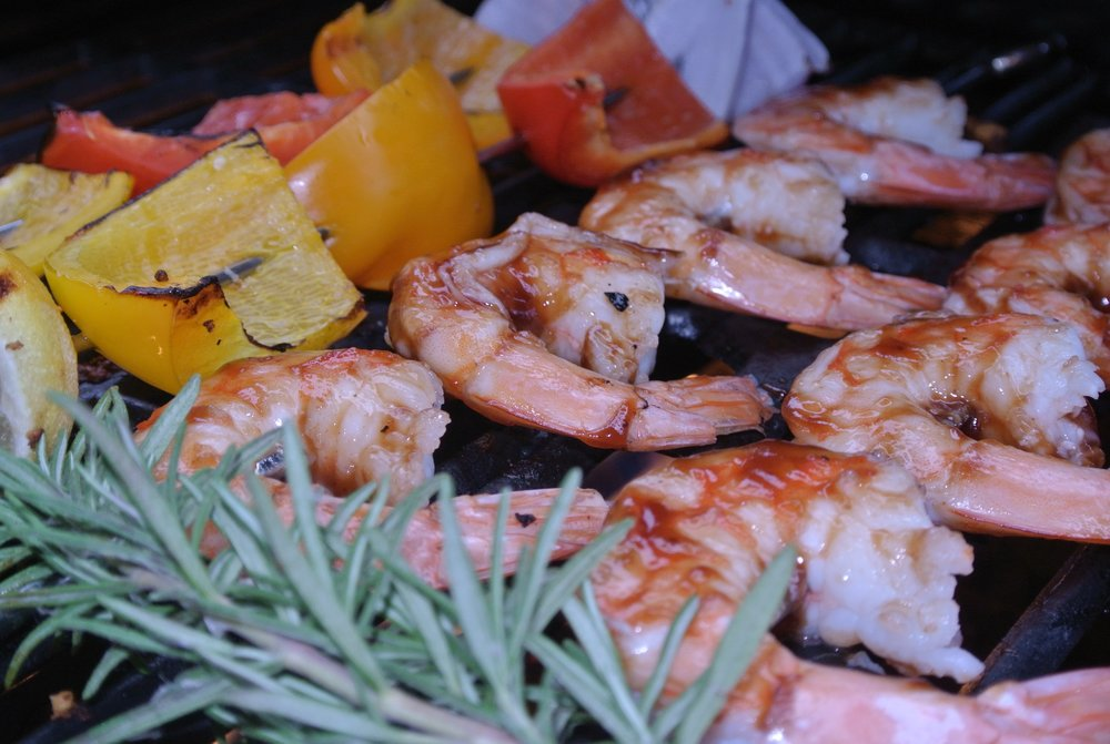 BBQ Shrimp Kabobs