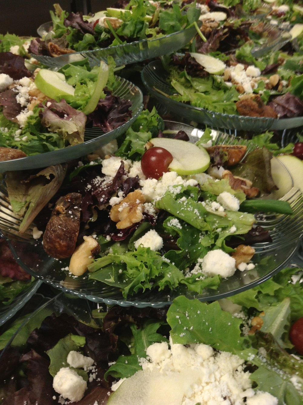 Orchard and Vineyard Salad