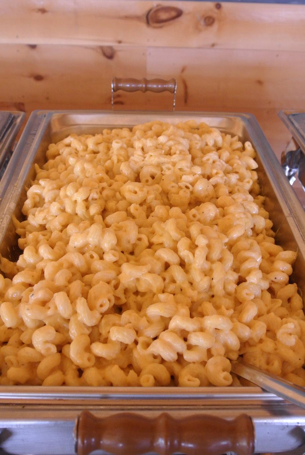 Cavatappi and Cheese