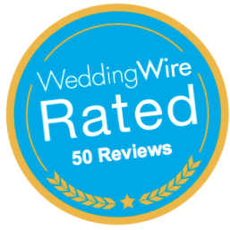 ForeverTwogether achieves WeddingWire Gold Review!