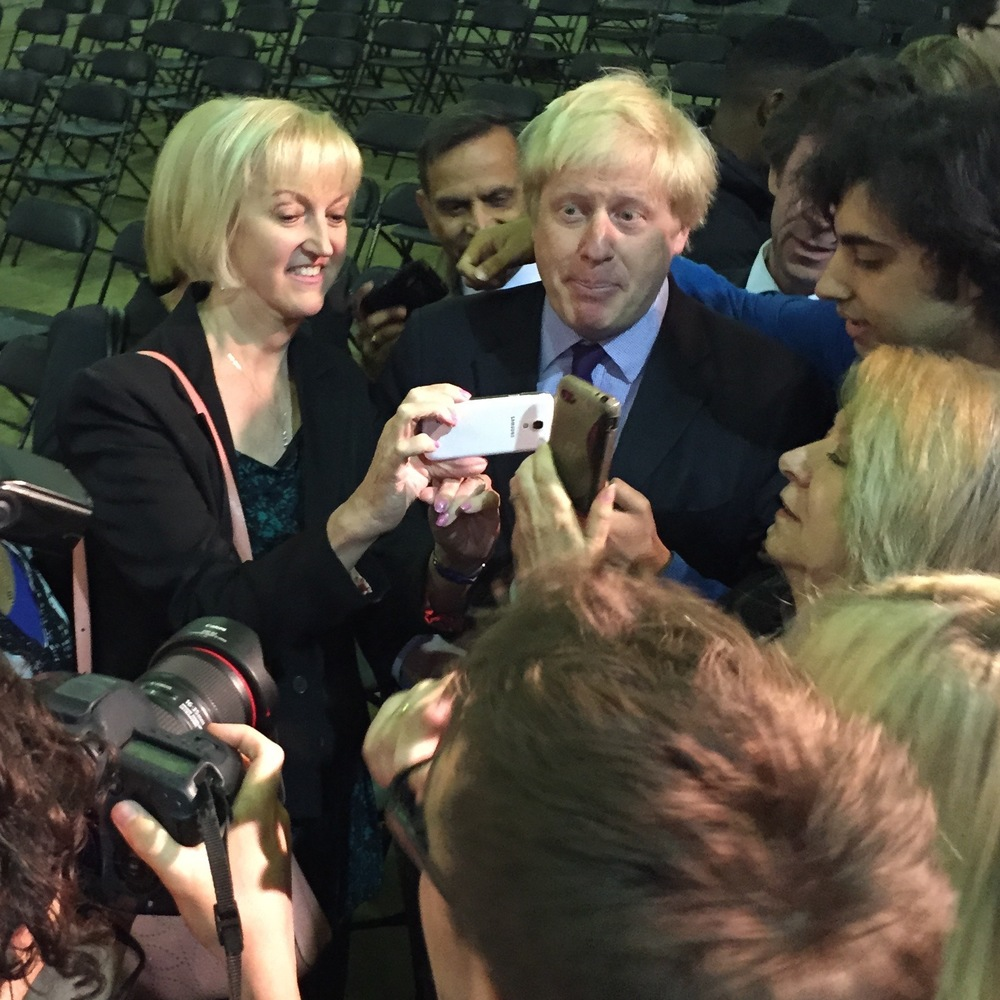 "How close to polling day will the Conservatives wait to ""weaponise"" Boris Johnson?"