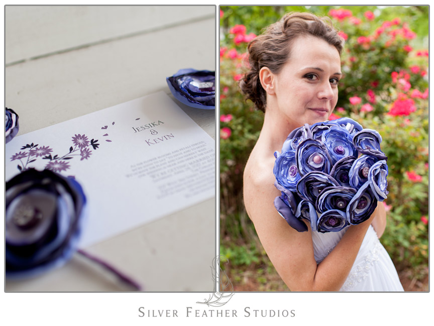 Jessika & Kevin's Princeton, NC Wedding at The Gurley House. Photography & Cinematography by Silver Feather Studios.