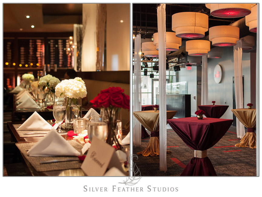 Lekisha & Erminio's Raleigh, NC Wedding at Solas Lounge. Photography & Cinematography by Silver Feather Studios.