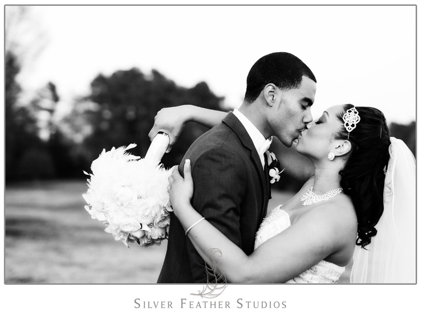 Briana & Chris' Raleigh, NC Wedding at Duke North Pavilion. Photography & Cinematography by Silver Feather Studios.
