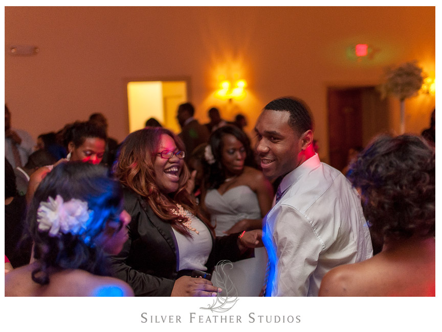Dancing at the Spring Mill Ballroom, by Conshohocken Wedding Photographer.