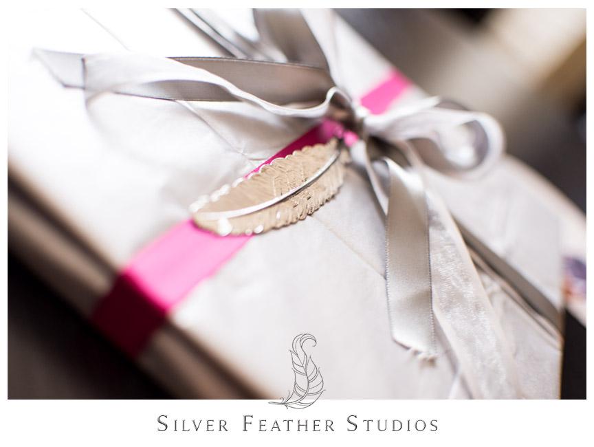 Silver Feather Studios signature branding.