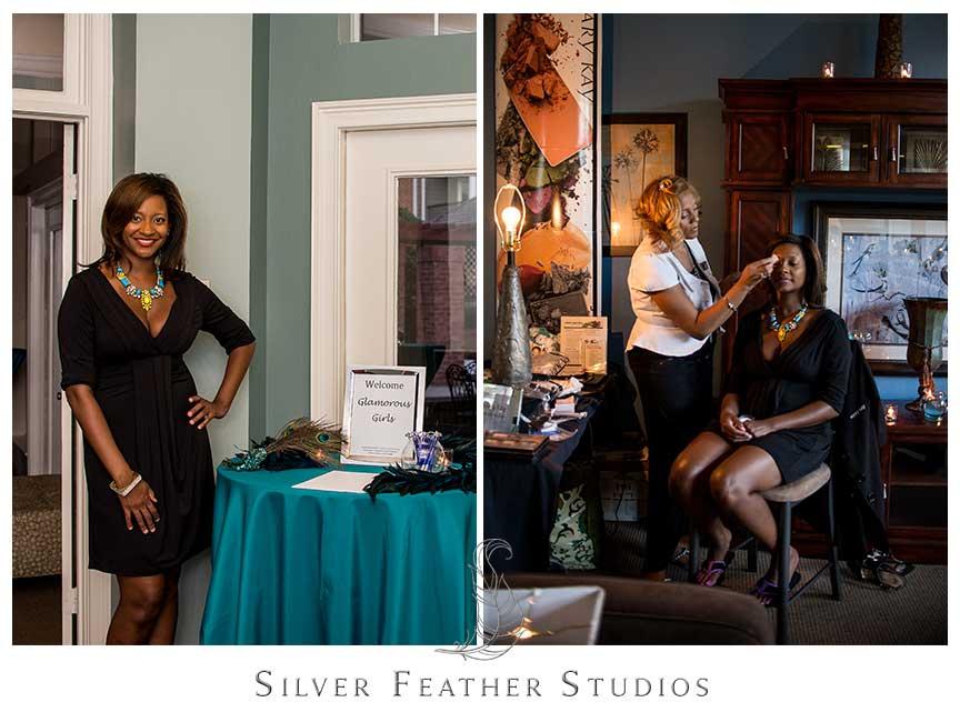 Wedding Videography in Greensboro, North Carolina ©Silver Feather Studios