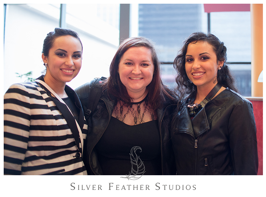 Amber of Grownup Fangirl came in her own Dauntless-inspired outfit for the Divergent Red Carpet screening in Atlanta. © Silver Feather Studios, NC Wedding Photography