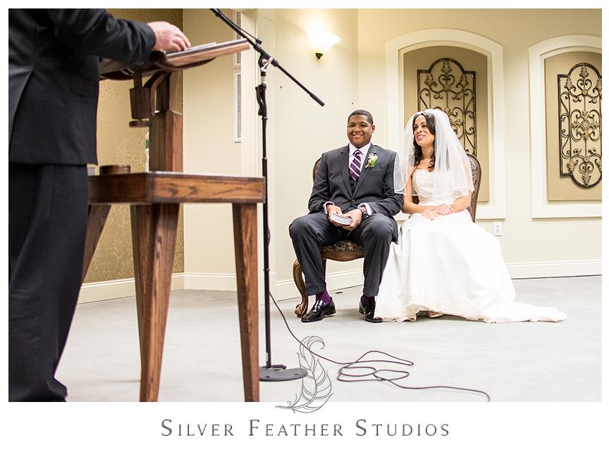 Jehovah witness wedding