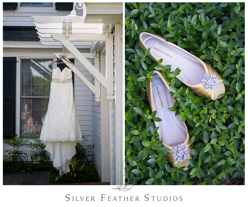 © Silver Feather Studios, Fearrington Village Wedding Photography and Videography